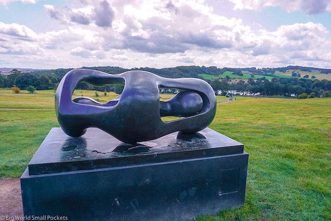 Yorkshire, Leeds, Sculpture Park