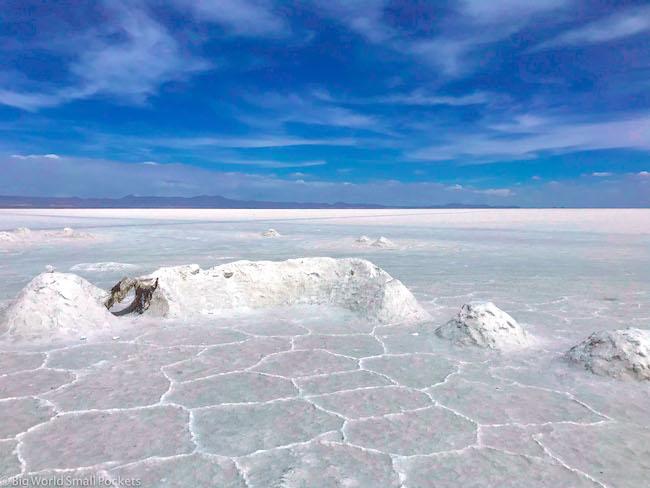 Bolivia, Uyuni, Salt Flats