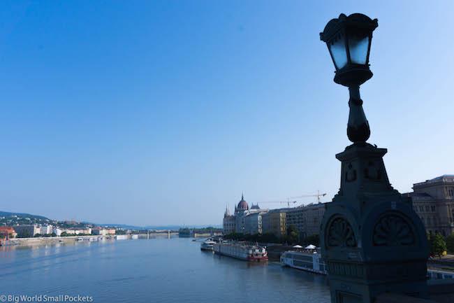 Hungary, Budapest, Danube