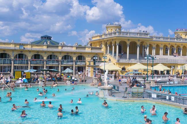 Hungary, Budapest, Szechenyi