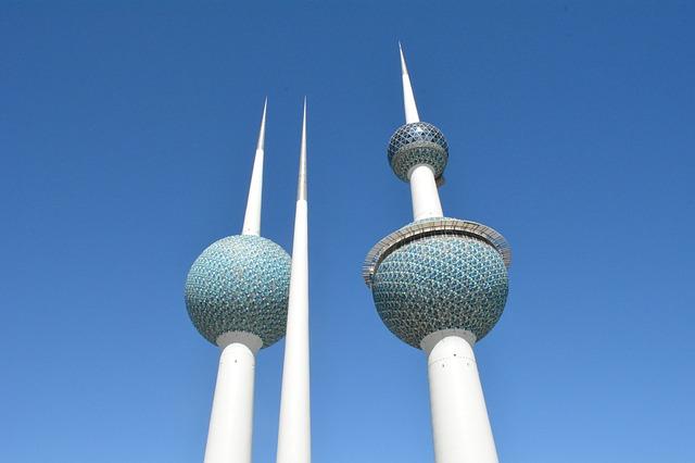 Kuwait, Kuwait City, Kuwait Towers