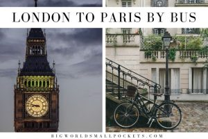 How to Travel From London to Paris by Bus