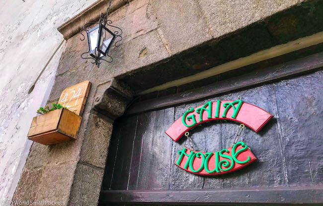 Peru, Cusco, Gaia House