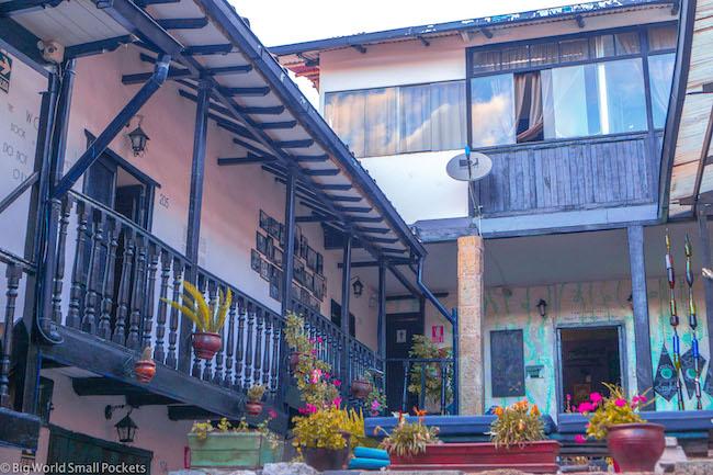 Peru, Cusco, Intro Hostel