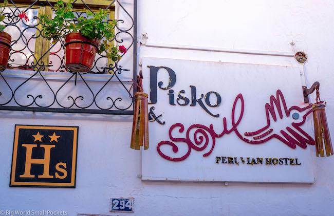 Peru, Cusco, Pisko & Sour