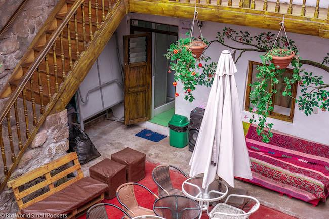 Peru, Cusco, Tucan Hostel