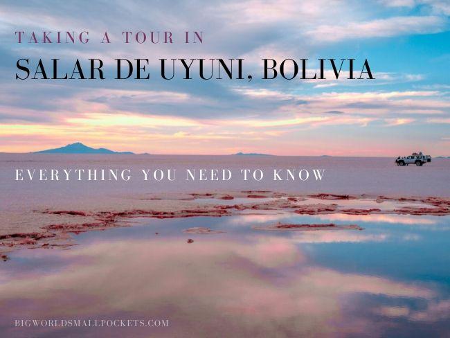 Salar de Uyuni Tours