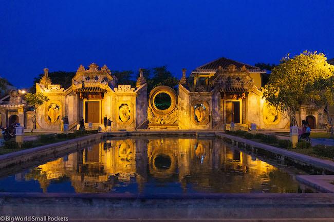 Vietnam, Hoi An, Dusk