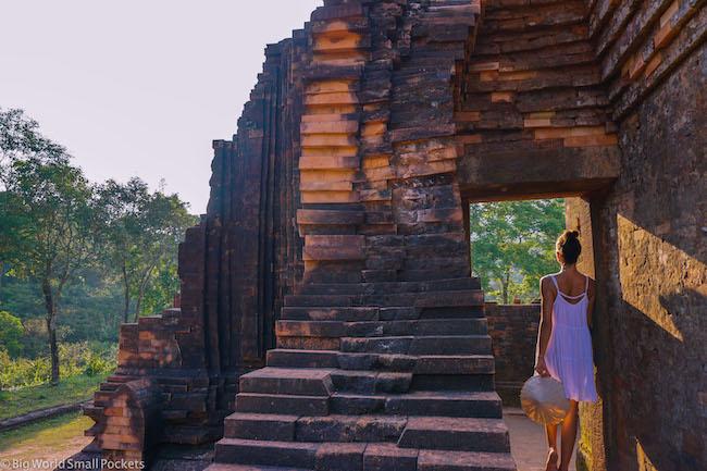 Vietnam, Hoi An, My Son Ruins