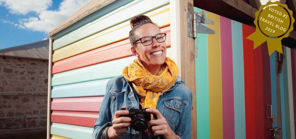 Steph Parker - Big World Small Pockets - Voted #1 British Travel Blog 2020