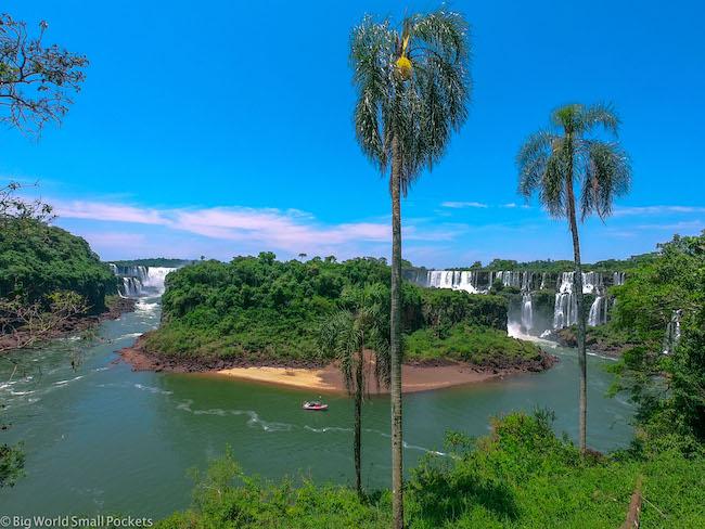 Argentina, Iguazu, Falls
