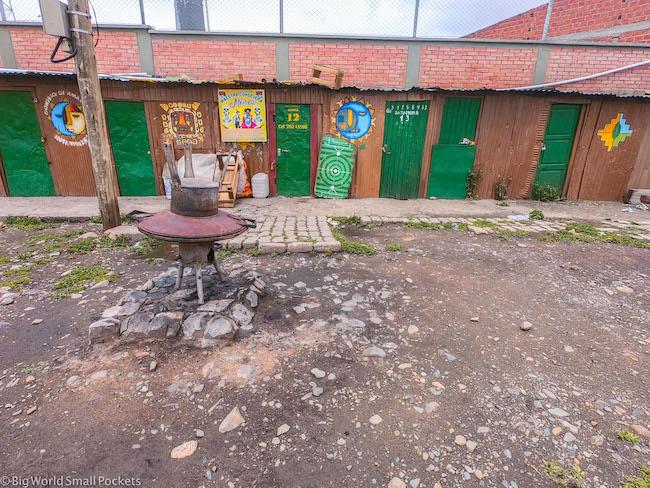 Bolivia, La Paz, Doors