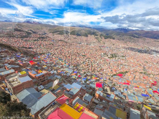 Bolivia, La Paz, El Alto