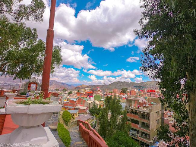 Bolivia, La Paz, Green Space