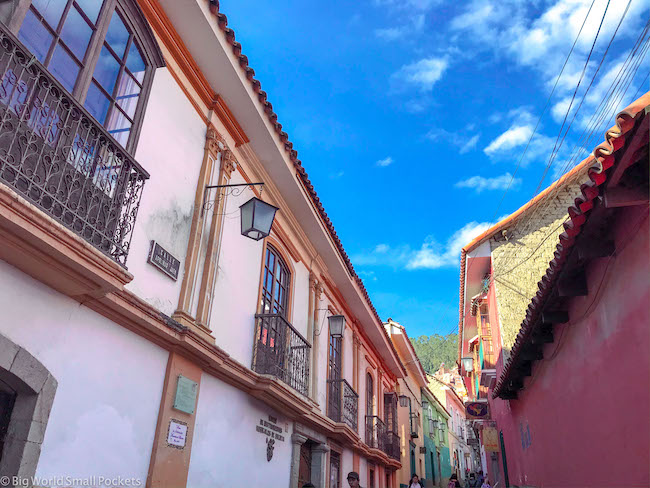 Bolivia, La Paz, Historic Centre