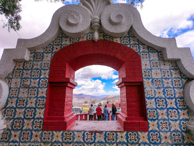 Bolivia, La Paz, Mirador