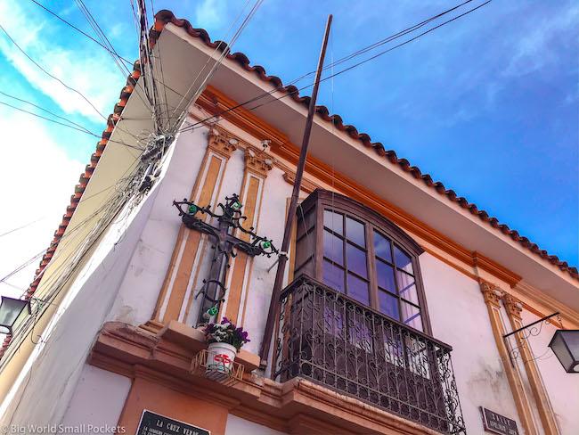 Bolivia, La Paz, Old Town