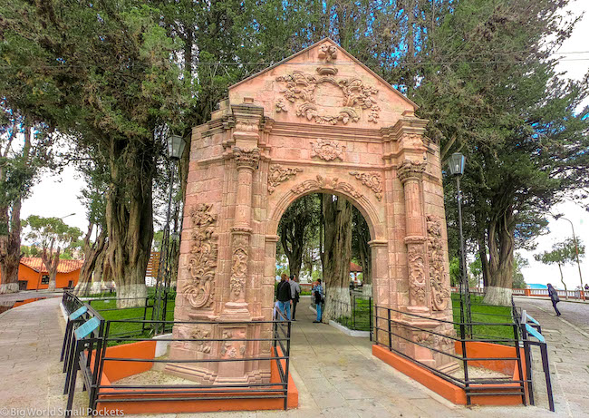Bolivia, La Paz, Walking Tour