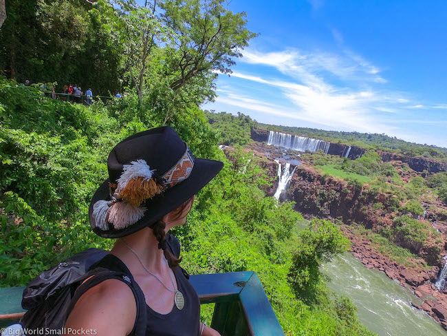 Iguazu Falls, National Park Waterfalls, Me