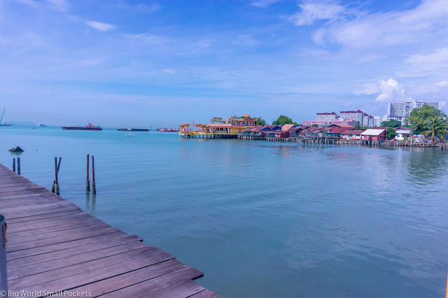 Malaysia, Georgetown, Jettie, View