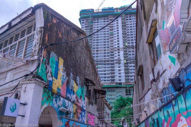 Malaysia, Georgetown, Street Art