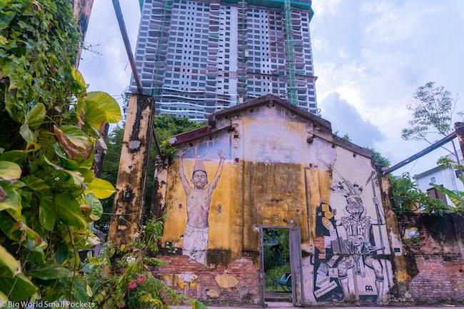 Malaysia, Penang, Street Art