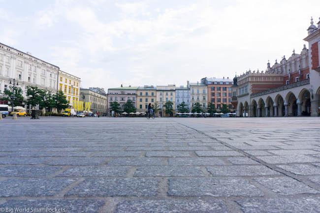 Poland, Krakow, Old Town Square