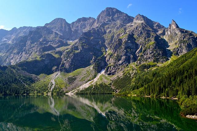 Poland, Zakopane, Mountains