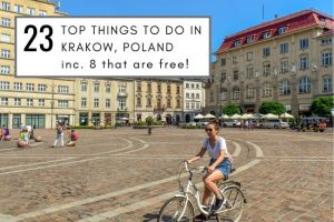 23 Top Things to Do in Krakow, Inc. 8 That are Free!