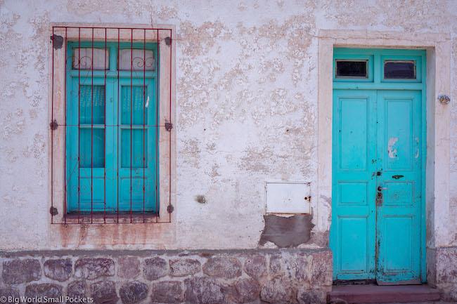 Argentina, Humahuaca, Doorway