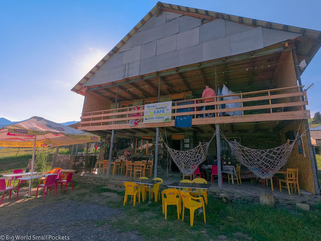 Georgia, Tusheti, Tishe Guesthouse