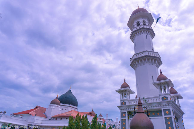 Malaysia, Georgetown, Mosque