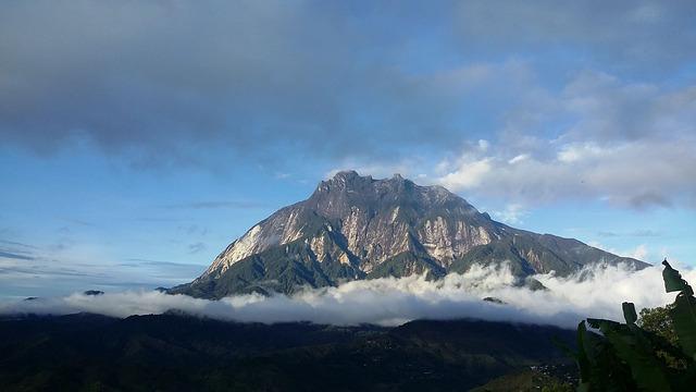 Malaysia, Mount Kinabalu, Summit