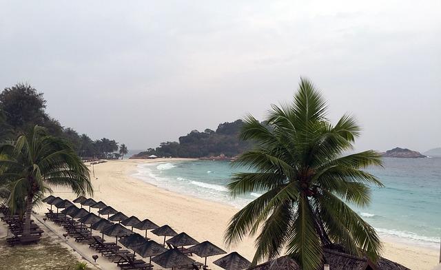 Malaysia, Redang, Beach