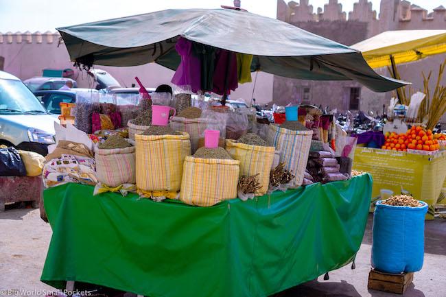 Morocco, Agadir, Food Stand