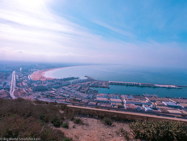 Morocco, Agadir, View
