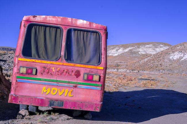Peru, Travel Costs, Transport