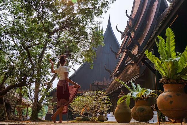 Thailand, Black Temple, Me