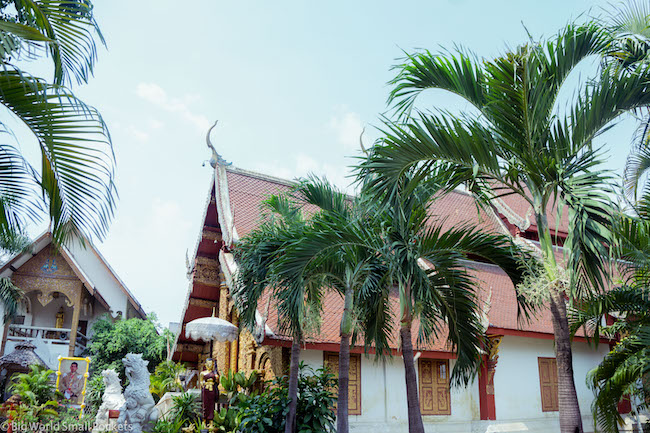 Thailand, North, Temple