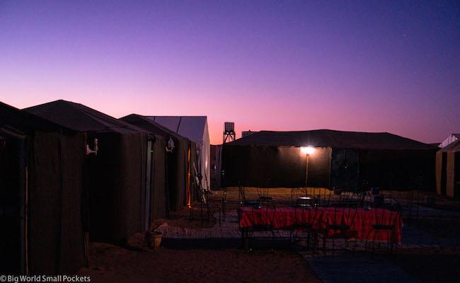 Africa, Morocco, Desert CampMorocco, Desert Camp