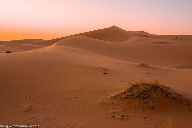 Africa, Morocco, Dunes