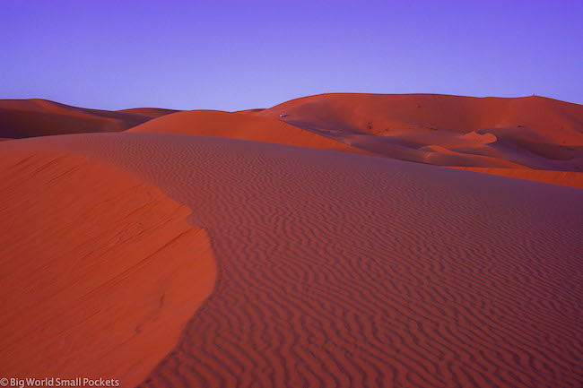Africa, Morocco, Sand Dune