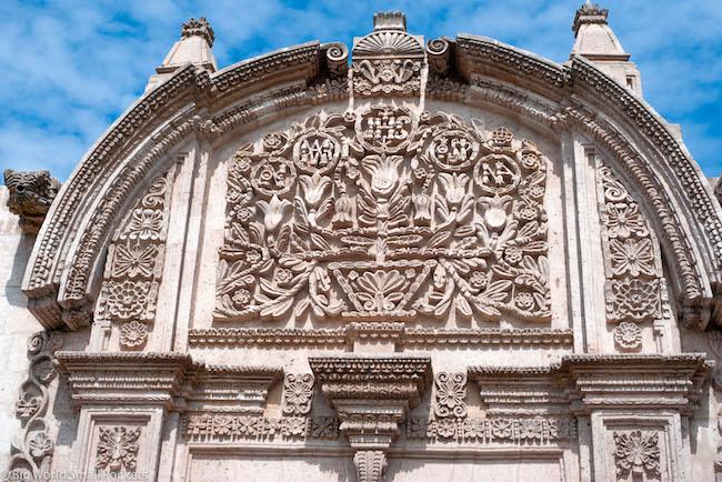 Peru, Arequipa, Building