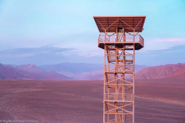 Peru, Nazca, Viewing Platform