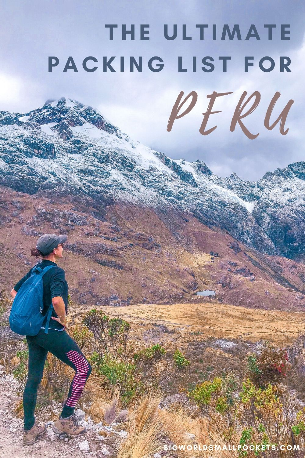 The Complete Packing List for Peru