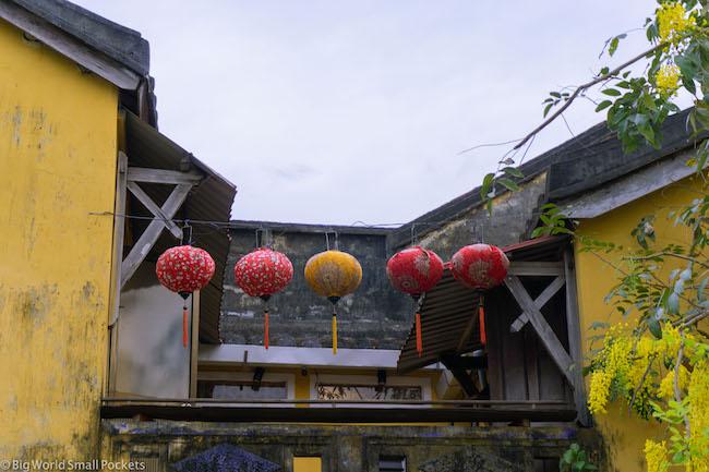 Vietnam, Ho An, Lanterns