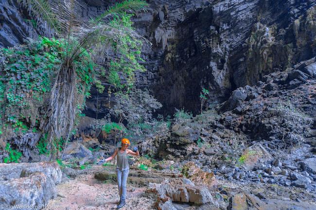 Vietnam, Phong Nha Cave, Me