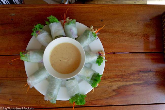 Vietnam, Phong Nha, Food