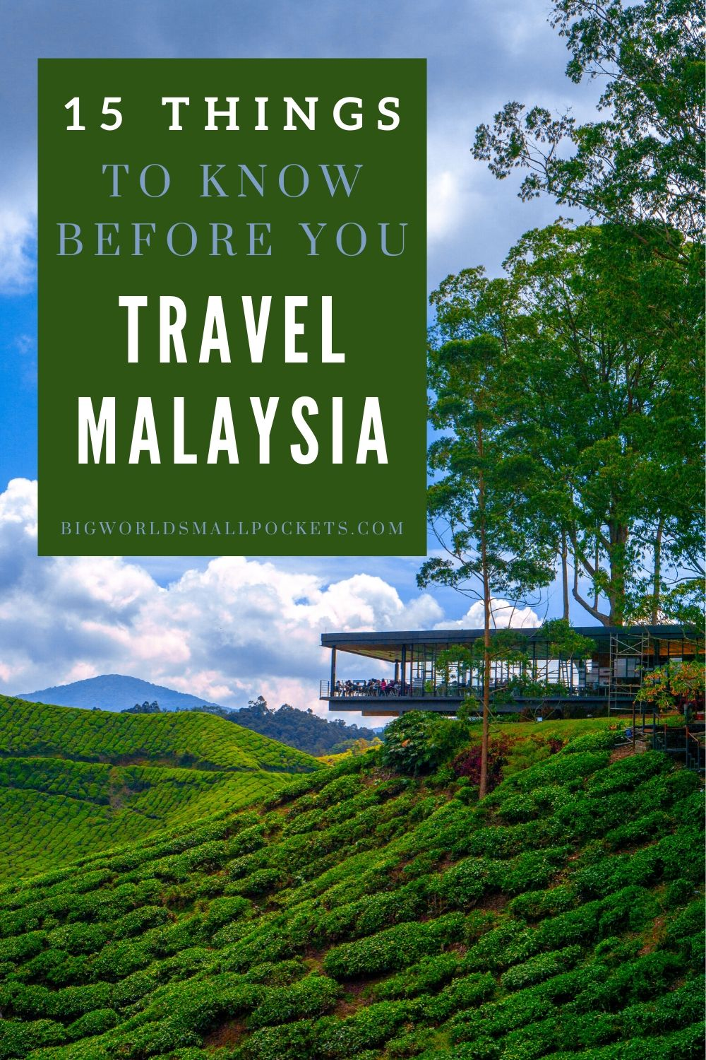 15 Things to Know Before You Travel in Malaysia