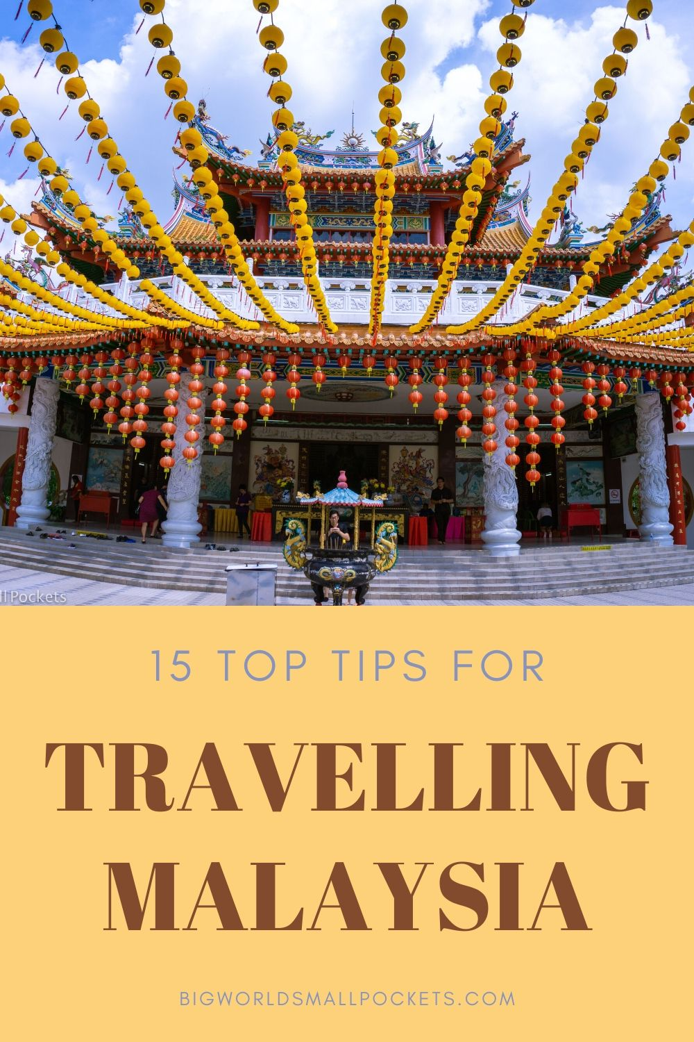 15 Top Tips for Travel in Malaysia